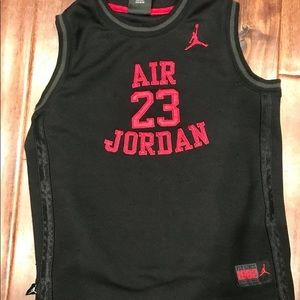 Nike Shirts & Tops - Air Jordan Jersey